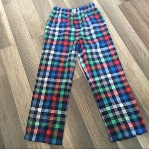 GAP Kids Girls Christmas Flannel Pajama Pants